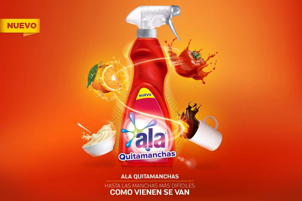 Ala Quitamanchas
