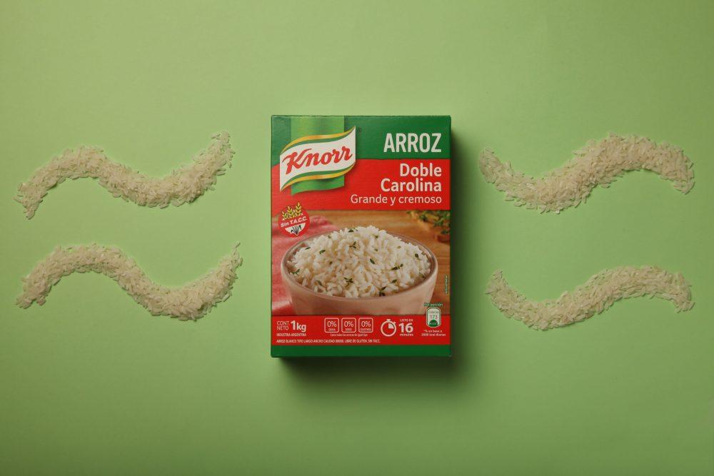 Arroz Knorr
