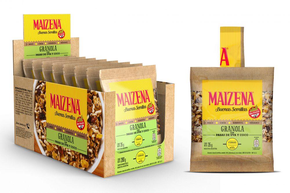 Granolas Maizena