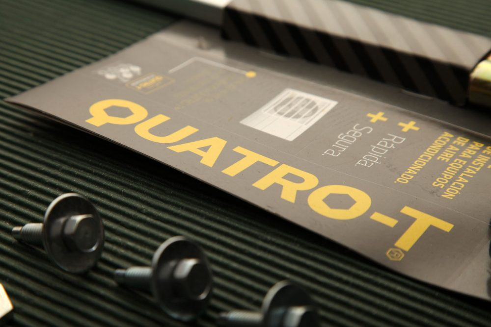 Llave Quatro-T